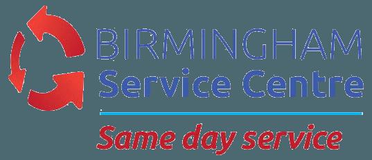 BIRMINGHAM SERVICE CENTRE logo
