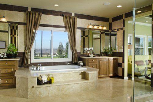 bagno lussuoso