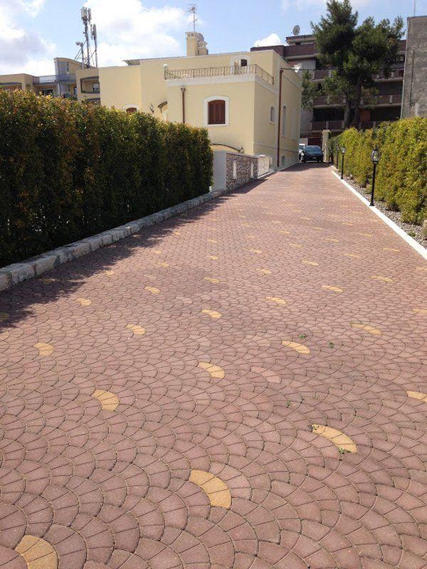 pavimento prefabbricato