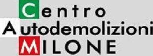 CENTRO AUTODEMOLIZIONI MILONE - LOGO