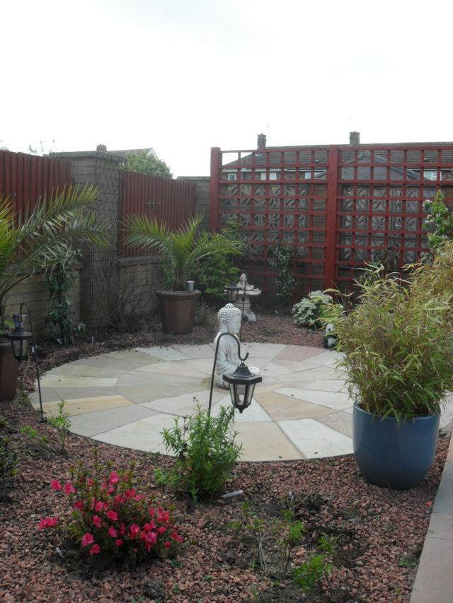Garden Design In Leicestershire By Natura Garden Design Ltd