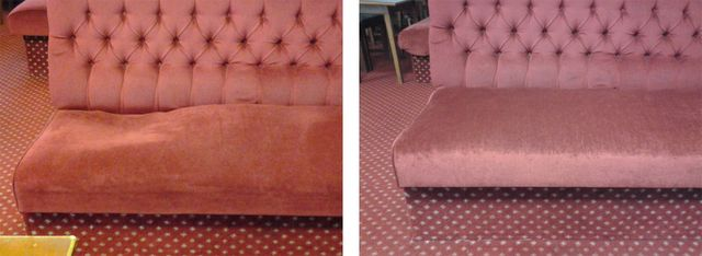 Recover Upholstery