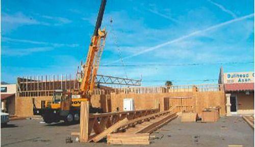 Experienced crane operators in Bullhead City, AZ