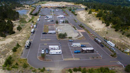 Free RV Parking | Florence, OR