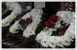 Example of what we offer as part of our pre-paid funeral services