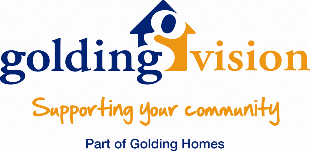 Golding Vision logo