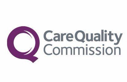 Q care quality commission logo