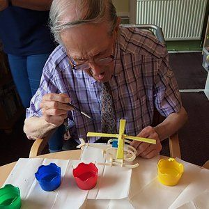 Fun activities for the elderly