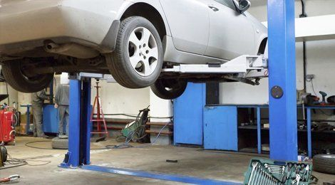 car wheel replacement