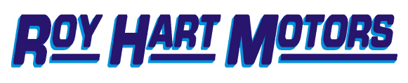 ROY HART MOTORS logo