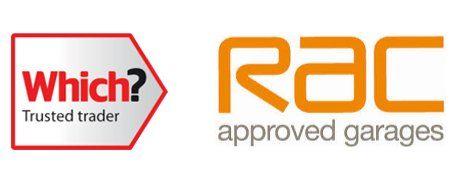 Which? RAC logo