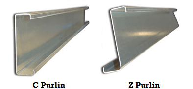 Purlins in Loganholme | A & D Discount Roofing Supplies