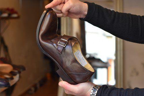scarpa morbida