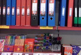Printing, office supplies and stationery