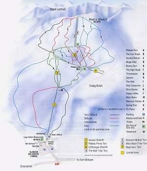 Glencoe Ski Resort