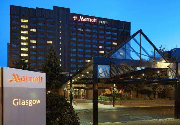 Glasgow marriot Hotel