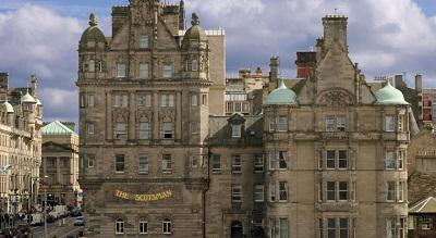 scotsman hotel, edinburgh