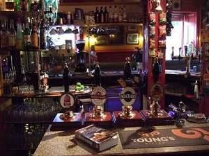 Regent Bar, Edinburgh