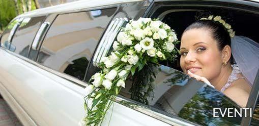 Noleggio auto per matrimoni ed eventi