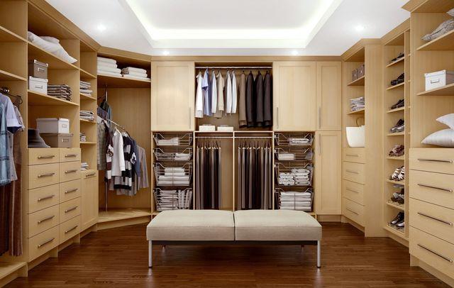 Closet Design Los Angeles, CA