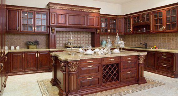 Kitchen Cabinet Design Los Angeles, CA