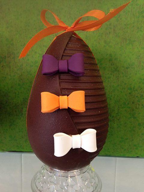 uovo di Pasqua artigianale