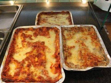 primi piatti caldi, lasagne, Fiano Romano