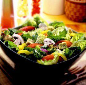 Hummus - Tottenham, Greater London - Meze Food Ltd - Salad