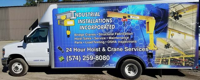 Home | Industrial Installations Inc - Mishawaka, Indiana