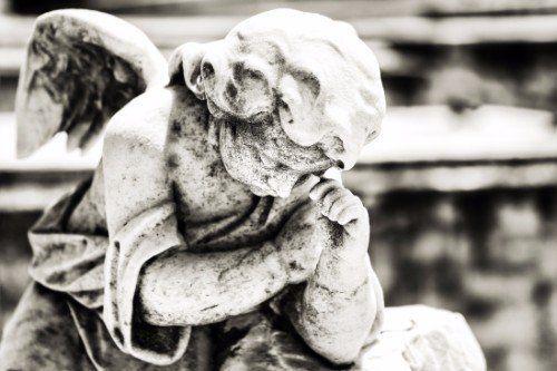 angel di pietra