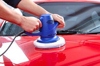 Premier car polishing service