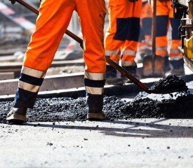 asfalti, scavi, pavimentazioni in calcestruzzo, fosse biologiche