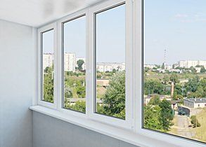 uPVC glazing