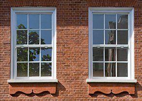 Residential window glazing