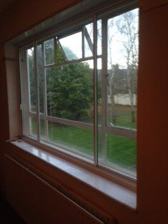 Window installations for homes