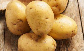 High quality frying potatoes