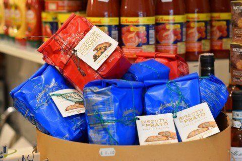 prodotti italiani di qualità a Firenze