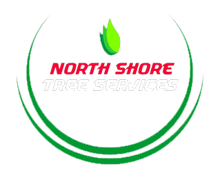 north shore tree services logo