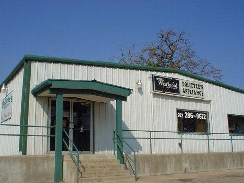 Major Appliance Sales Amp Repairs Dallas Tx Dolittle S