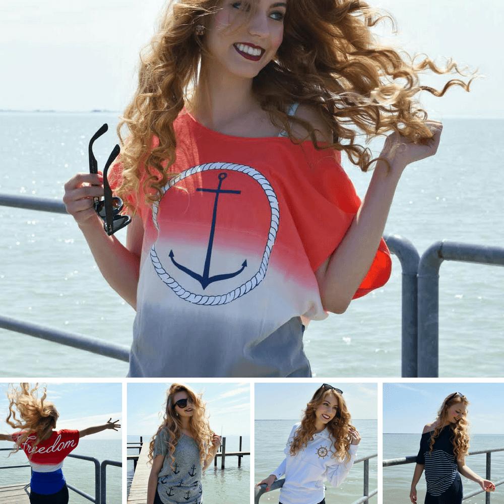 Women's Tops, Tunics, Ponchos, Shirts
