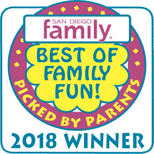 Voted Best Party Venue For Kids Ages 5 11 And Indoor Playground In North County San Diego Family Magazines Of Fun