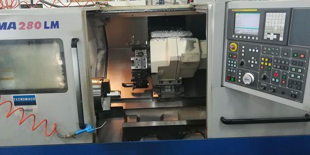 Control machinery and instruments | Veruno, NO | Cosmec
