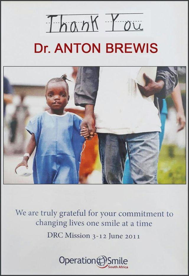 Dr Anton Brewis Plastic Surgeon Johannesburg
