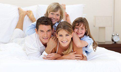 Famiglia composta da 4 persone