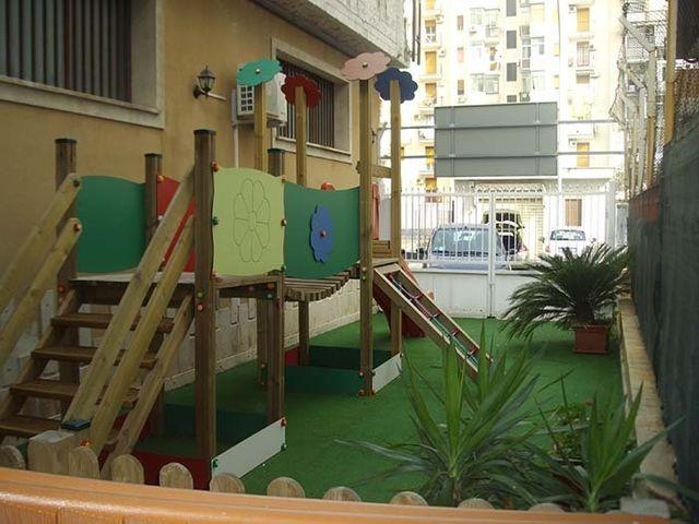 scivoli, altalene, giochi per bambini