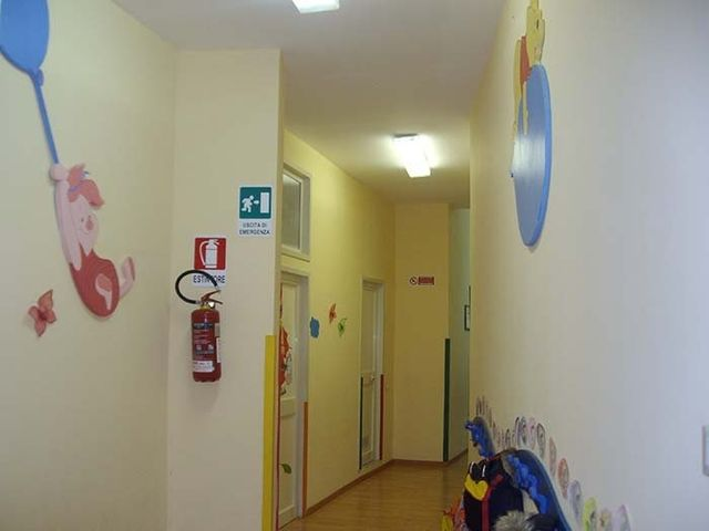 servizio pullman, scuola materna