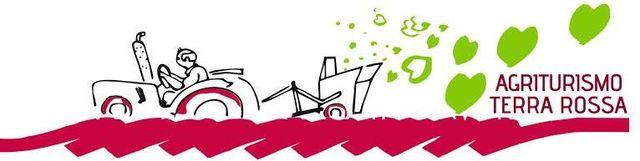 AGRITURISMO AGRICOLA TERRA ROSSA - LOGO
