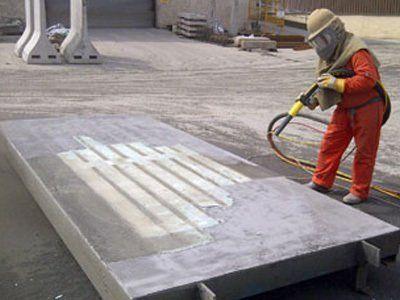 Image result for sandblasting of floors