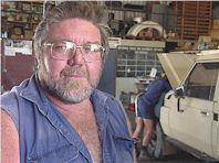 Automotive workshop owner