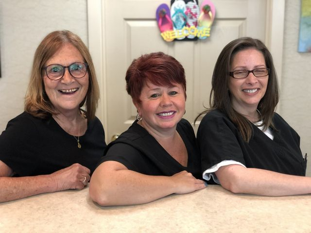 Dr  Jeffrey Shore & Staff - Norwood Dentist - Shore Synder